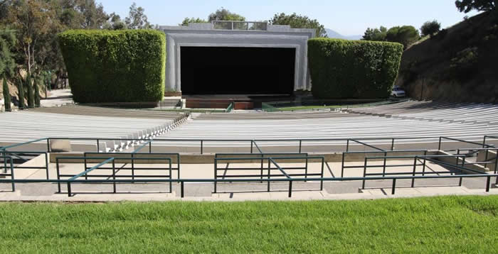 About Starlight Bowl Your Seat Views