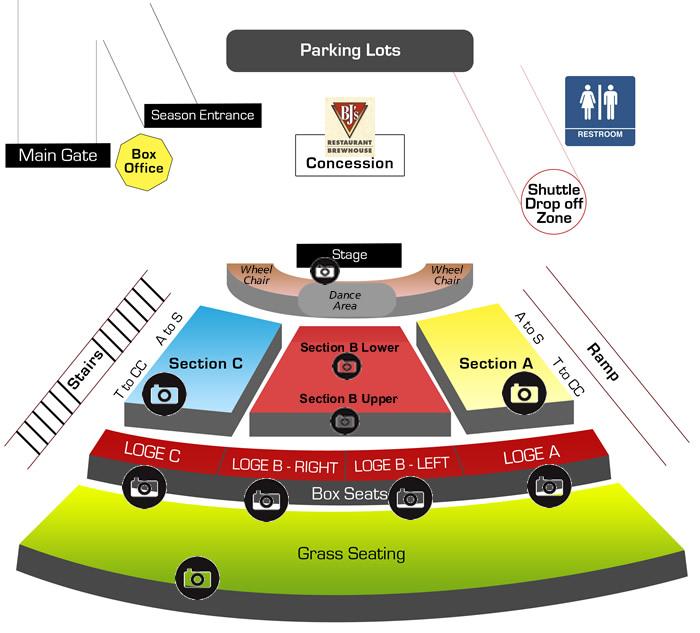 Starlight Seating Chart Rows Brokeasshome Com